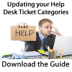 Help Desk Ticket Category Benefits