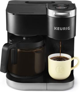 Work from Home Essentials coffee maker
